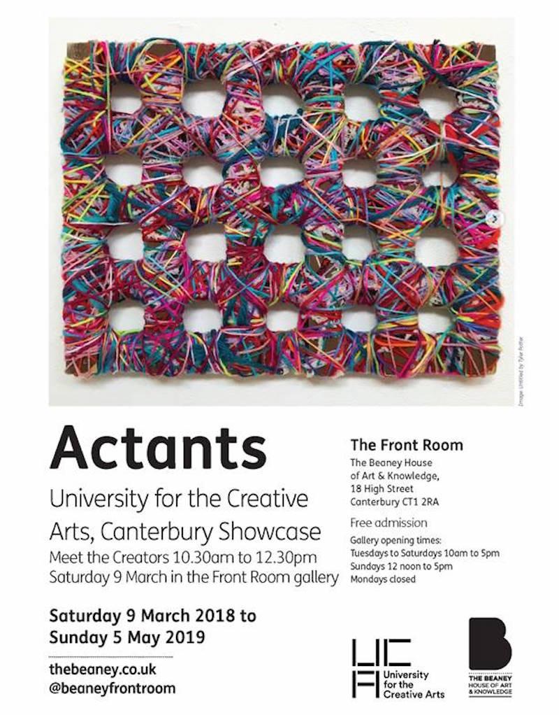 actants-poster