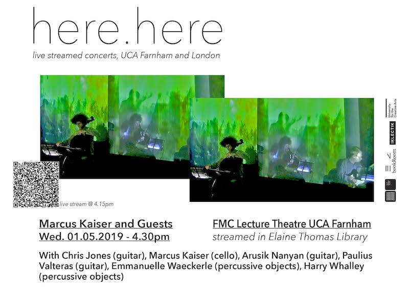 herehere- marcus Kaiser / e.waeckerle