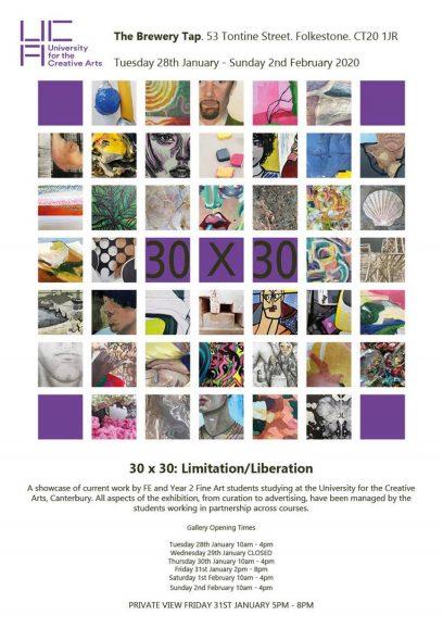 30x30 Limitation/Liberation