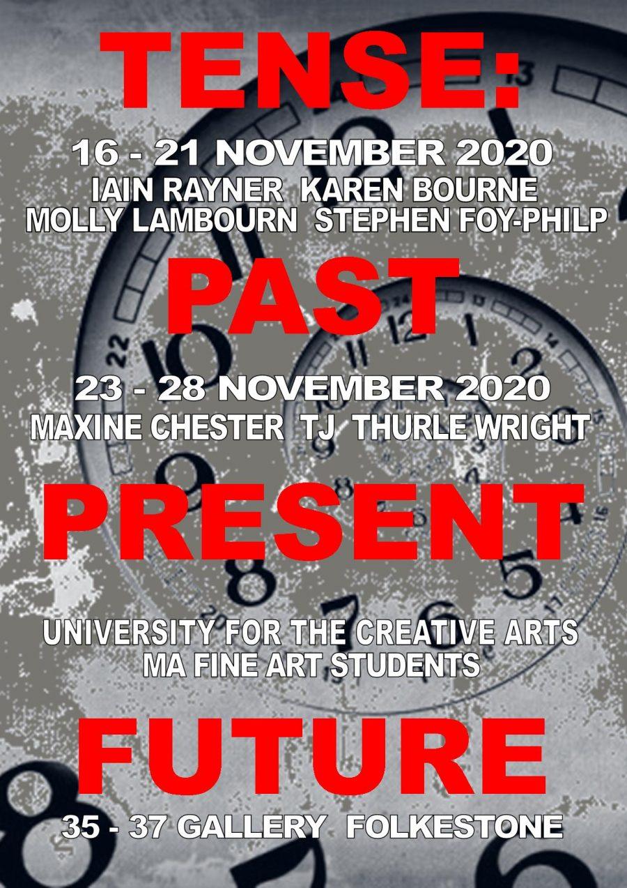 Tense: Past Present, Future